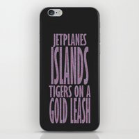 lorde iPhone & iPod Skins featuring Lorde Royals Lyrics by Ranofer