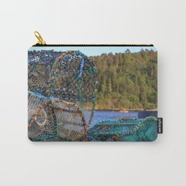 A Fisherman's Tools Carry-All Pouch