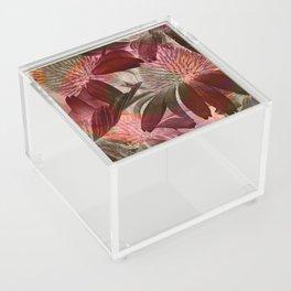 Coneflowers Acrylic Box