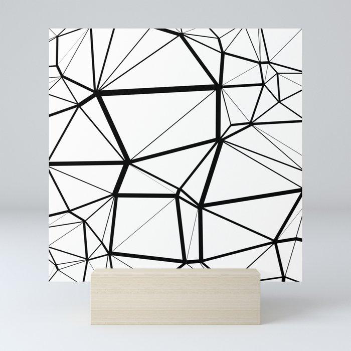 Lines Mini Art Print