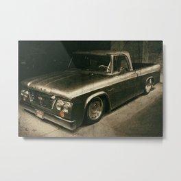 Vintage Car, Dodge Metal Print