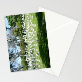 OAK KNOLL CEMETERY 027 Stationery Cards