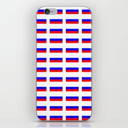 Flag of russia 2 -rus,ussr,Russian,Росси́я,Moscow,Saint Petersburg,Dostoyevsky,chess iPhone Skin