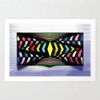 v1.1 Art Print