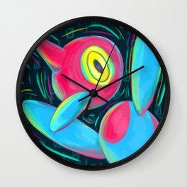 Porygon Z Wall Clock