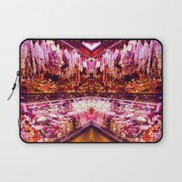 meat in Barca Laptop Sleeve