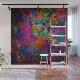 colorful canvas i Wall Mural