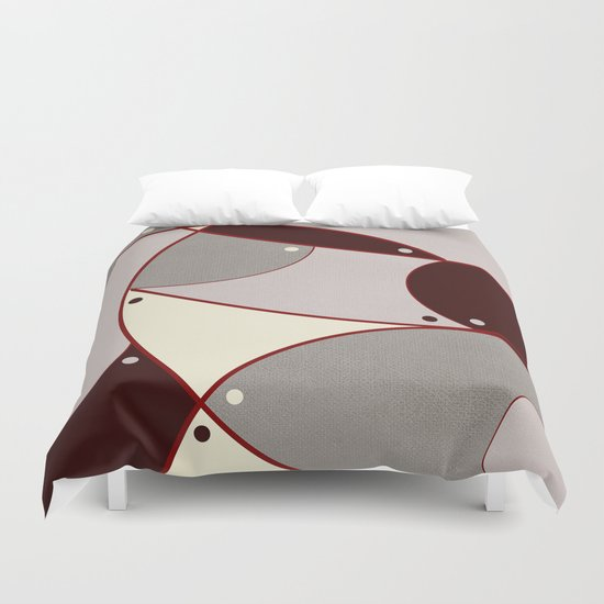 Textures/Abstract 100 Duvet Cover