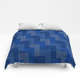 Op Art 120 Comforters