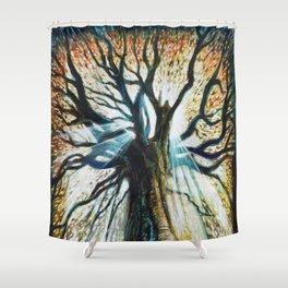 Glory Oak Shower Curtain