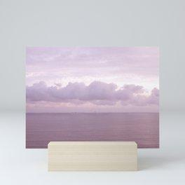 Pastel Seascape I Mini Art Print