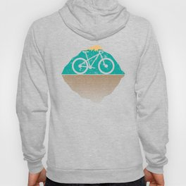 Cycling for the World | Vintage Bicycle Hoody