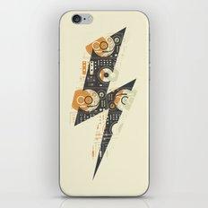 Dj's Lightning iPhone & iPod Skin