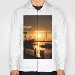 Boat Sunrise 1 Hoody