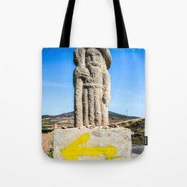Camino de Santiago Marker Tote Bag