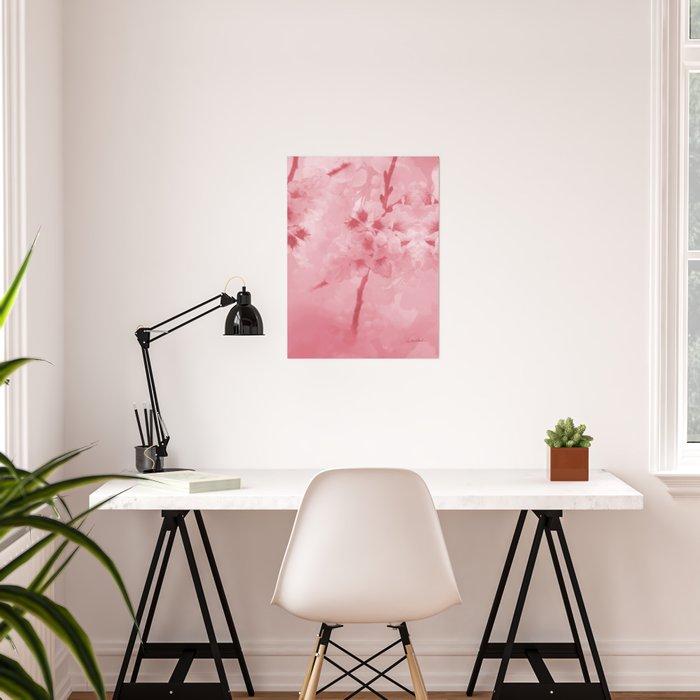 Blossoms for Mackenzie Poster