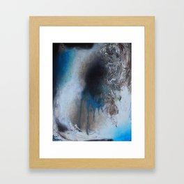 Shaman's Cave Framed Art Print