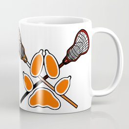 Palmetto State Foxes Exy Crest Coffee Mug
