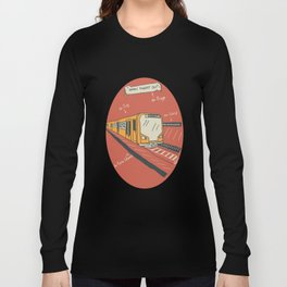 U-BAHN Long Sleeve T-shirt