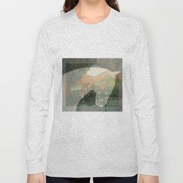 """Horses"" Long Sleeve T-shirt"