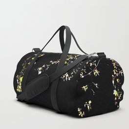 leaves in the moonlight Duffle Bag