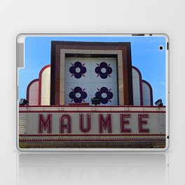 Maumee Theatre Marquee Laptop & iPad Skin