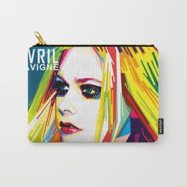 WPAP Avril Lavigne Carry-All Pouch