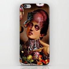 Sebastian martyr iPhone & iPod Skin