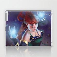 Blue Mage Laptop & iPad Skin