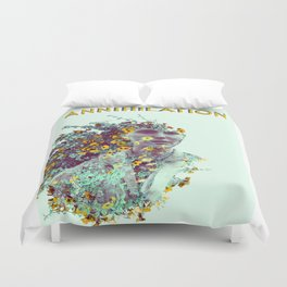 Are you Lena? Duvet Cover