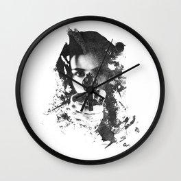 That Fatal Kiss Wall Clock