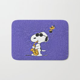Snoopy Bath Mat