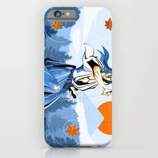 Fall maple leafs and Ukyo iPhone 6s Slim Case