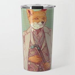 Jay the Fox Travel Mug