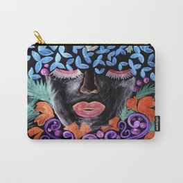 tahiti Carry-All Pouch