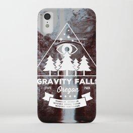 Visit Gravity Falls iPhone Case