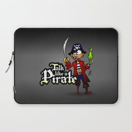 Talk like a Pirate Laptop Sleeve