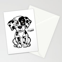 Doggie summer breeds NilseMariely, Diseños que Ladran Stationery Cards