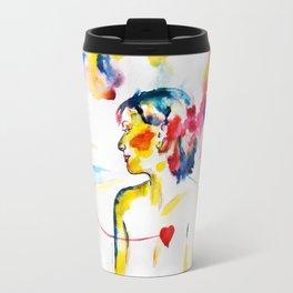 Sentimento trasno Travel Mug