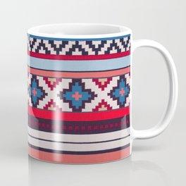 (N21) Moroccan Bohemian Colored Oriental Traditional Artwork Coffee Mug