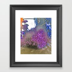 Weird World Framed Art Print