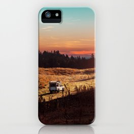 Land Discovery - Freedom Road Trip iPhone Case