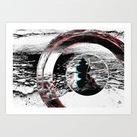solid Art Prints featuring Solid by ChiTreeSign