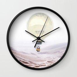 Bright Idea Wall Clock