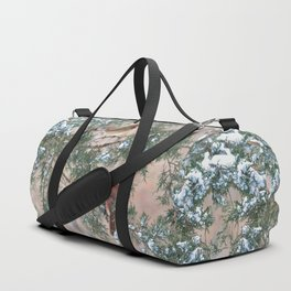 Winter Pair: Cardinals Duffle Bag