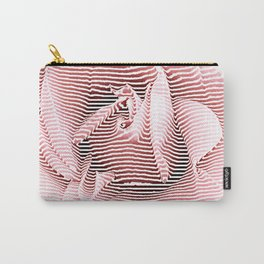 Thinking of a Rose Carry-All Pouch