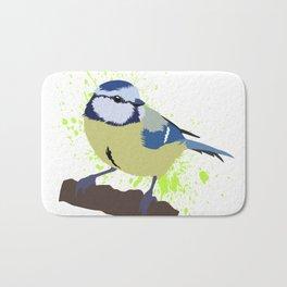 Blue Tit Bath Mat