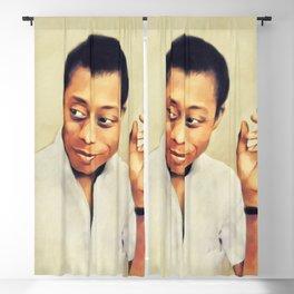 James Baldwin, Literary Legend Blackout Curtain