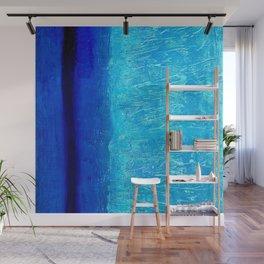 Aqua Wall Mural