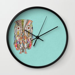 I CAN SEE IN THE DARK Wall Clock